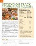 Franco's November 2011 Newsletter - Franco's Athletic Club - Page 4