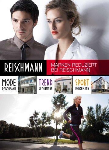 marken reduziert bei reischmann - Mode · Sport · Ravensburg