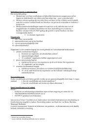 Samenvatting 1 - Studiant