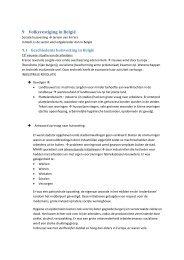 Samenvatting 2011-2012 - Studiant