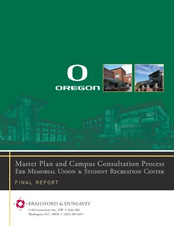 Master Plan and Campus Consultation Process - Office of Planning