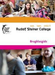 Rudolf Steiner College Brugklasgids