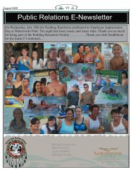 Employee Appreciation - Redding Rancheria