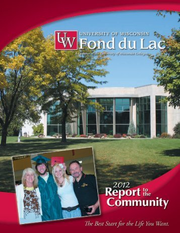 2012 - University of Wisconsin-Fond du Lac