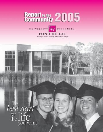 2005 - University of Wisconsin-Fond du Lac