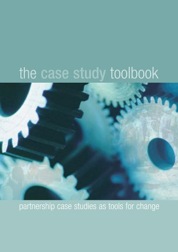 the case study toolbook - Business Un