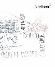 Catálogo Arclinea 2010