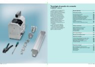Tecnologia de quadro de comando CABINET add-on - pidindustrial ...