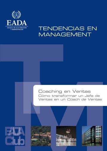Coaching en Ventas.qxp - EADA