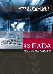 Marketing Online Management - Eada