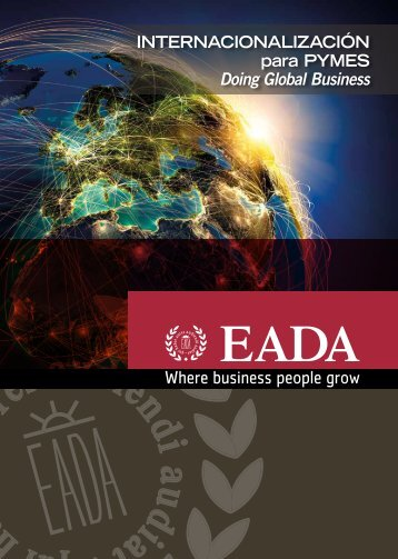 Internacionalización de empresas - pymes - Eada