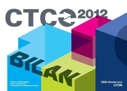 Télécharger le bilan CTCO 2012