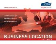 BUSINESS LOCATION - ABA - Invest in Austria