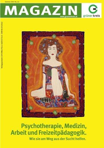 Magazin Nr. 62 - Grüner Kreis