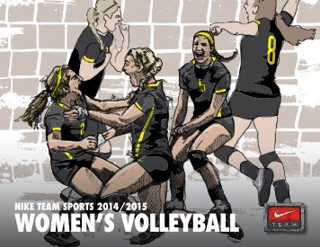 2014 Nike Volleyball - Pistoteam.com