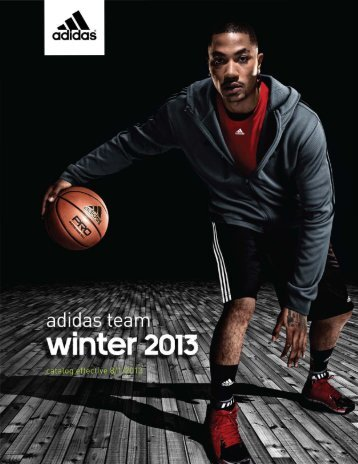 2013 Adidas Winter Catalog - Pistoteam.com