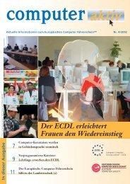 das komplette Heft als Download im pdf-Format - ECDL
