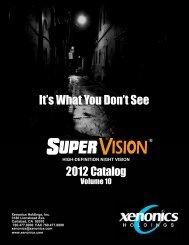SuperVision Information