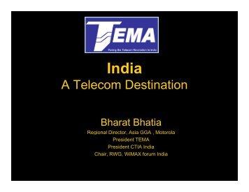 A Telecom Destination - CMAI