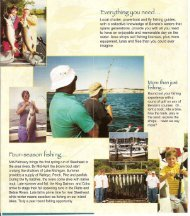 E:ver,ything,you need ... Four-season fishing