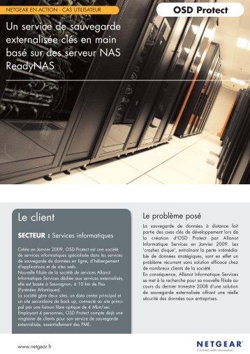 OSD Protect - Netgear