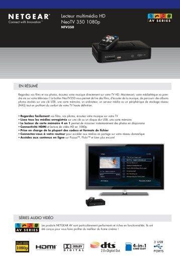 Télécharger le manuel du NTV350 - Abcelectronique