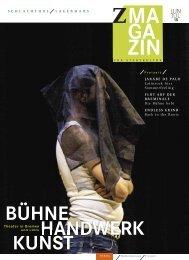 zett-Magazin Juni / Juli