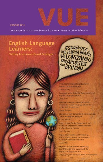English Language Learners: Shifting to an Asset-Based Paradigm