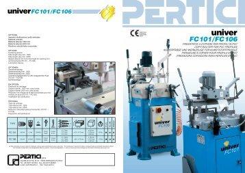 univer FC101/FC106 - The Saw Centre