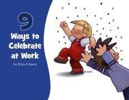 Ways to Celebrate at Work - KimandJason.com
