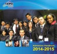 TAIPEI TECH Admission Handbook_2014.pdf