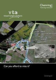 Visual Target Analysis (VTA) Brochure - Roke Manor Research ...