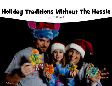 Holiday Traditions Without The Hassle - Kimandjason.dreamhosters ...