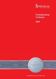 Produktkatalog Catalogue 2009 - RADIN R