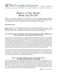 What is a Man Worth.pdf - Dennis Coyne Coaching and Consulting