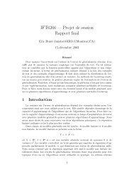 Projet IFT6266 - Rapport final - Le royaume de Eric Buist
