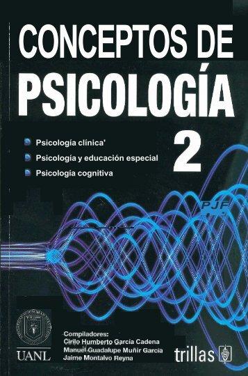 Conceptos de psicología 2