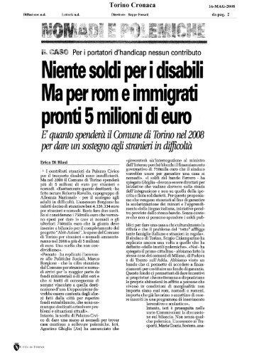 Torino Cronaca - Andrea Tronzano