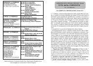 Avvisi della 7^ settimana dall' 11 al 19 feb. 2012 - parrocchia ss ...