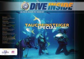 TaucheinsTeiger special - DiveInside