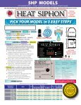 Heat Siphon Swimming Pool Heat Pumps - 5HP ... - Olympic Pools - Page 2