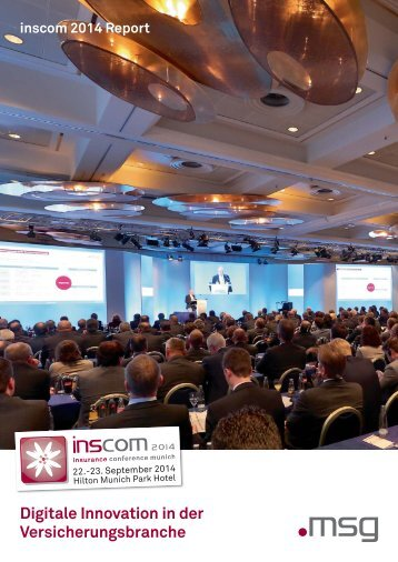 DE | inscom 2014 Report