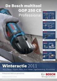 Winteractie 2011 - De ijzerwinkel