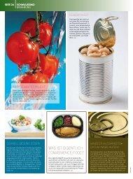 WAS IST EIGENTLICH CONVENIENCE FOOD? - nielsblume.de