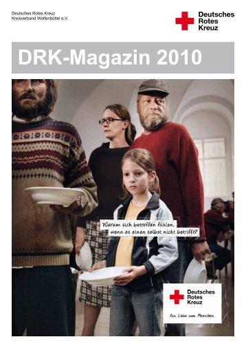 DRK-Magazin 2010 - DRK Kreisverband Wolfenbüttel
