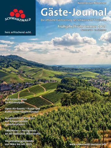 Schwarzwald Gäste-Journal