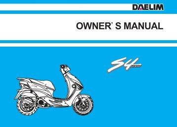 Daelim S4 Owners Manual.pdf - Mojo Motorcycles
