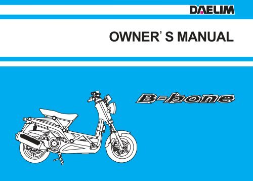 Excellent Daelim Motorcycle Wiring Diagrams Carbonvote Mudit Blog Wiring Digital Resources Arguphilshebarightsorg