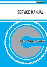 Daelim B-Bone 125cc service manual.pdf - Mojo