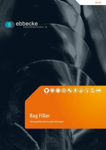 Bag Filler - Ebbecke Verfahrenstechnik AG